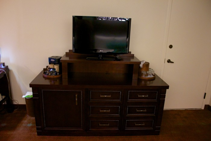 Resort TV Console