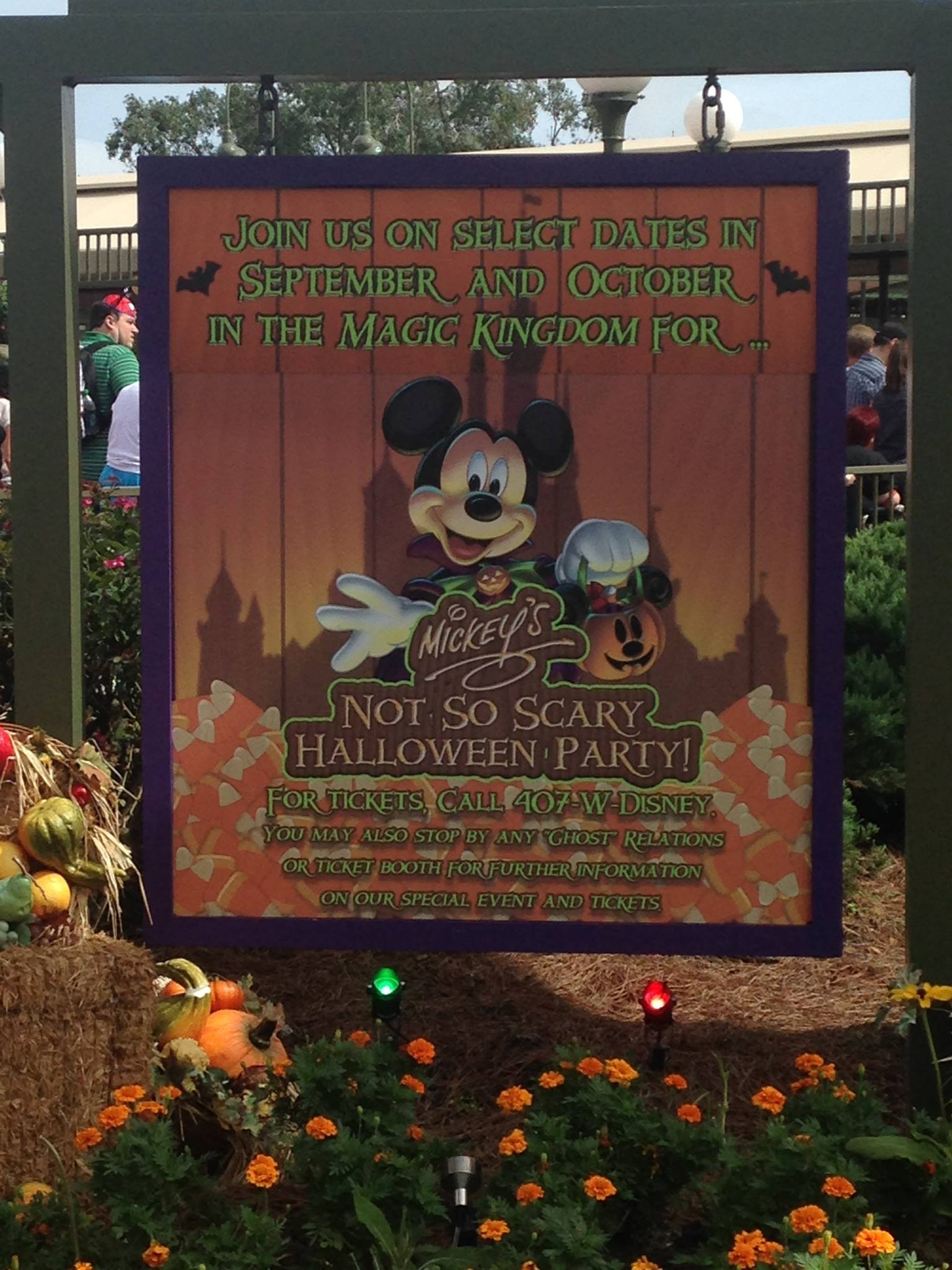 Mickey's Not So Scary Halloween Party Archives - TouringPlans.com ...