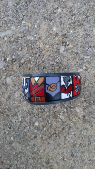 Painted MagicBand