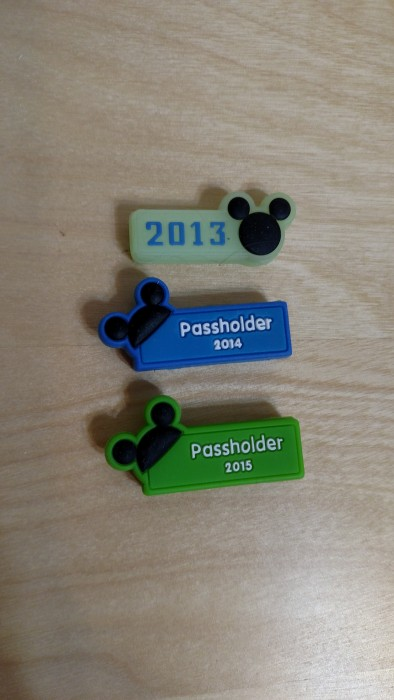MagicSliders given to Annual Passholders