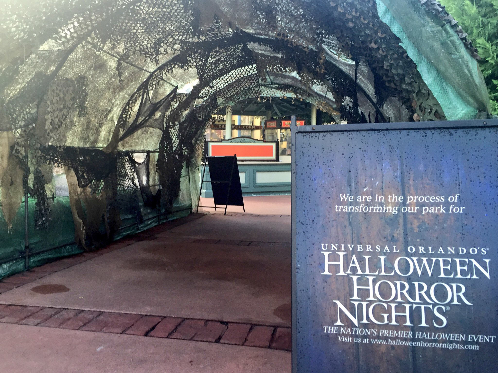dani's best week ever september 1, 2016: halloween horror nights