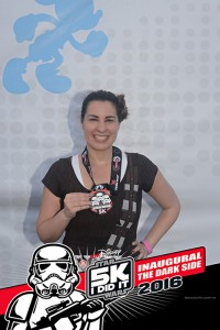 runDisney Star Wars Dark Side 5k