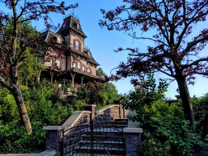 disneyland paris phantom manor jjr