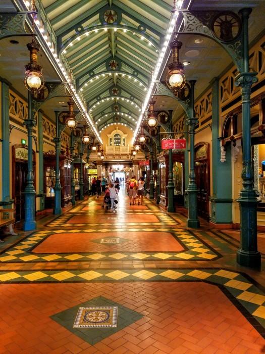 arcade disneyland paris jjr
