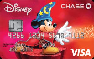 Disney Visa Character Experience