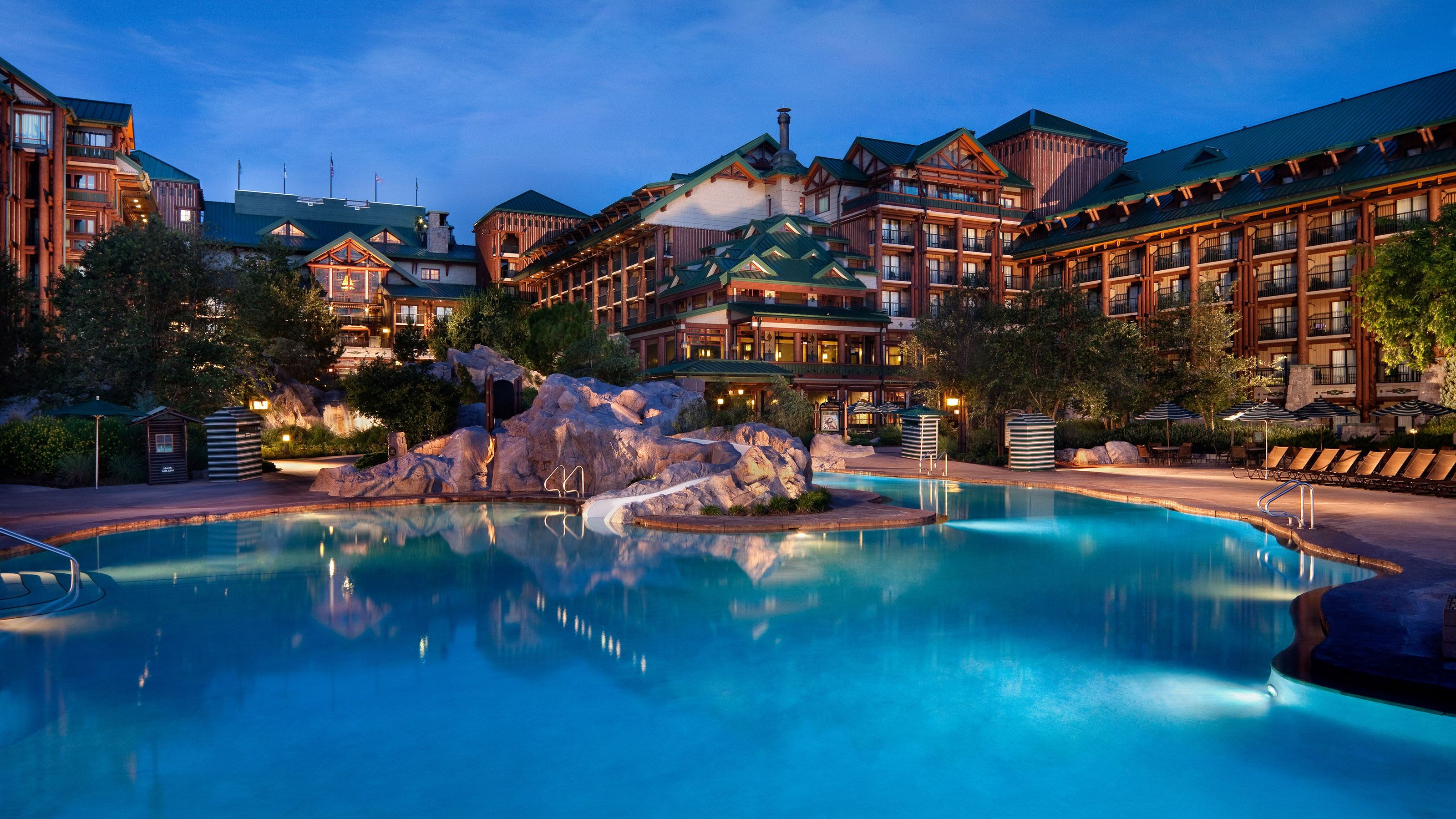 The villas at disney 39 s wilderness lodge have been renamed for Villas wilderness lodge