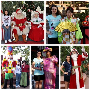 Epcot Holiday Storytellers