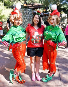 DCA Holiday Character - Santa's Elves