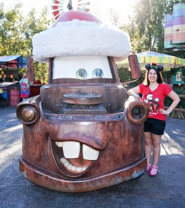 DCA Holiday Character - Santa Mater