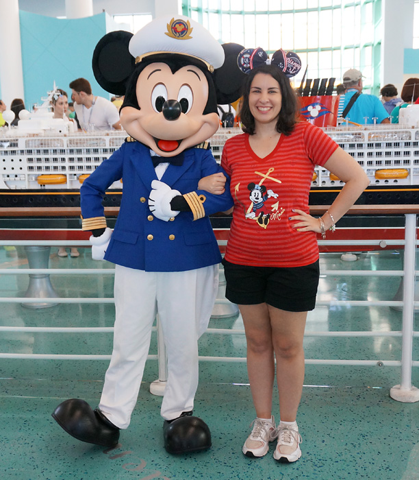 Tips for meeting characters on a disney cruise touringplans blog tips for meeting characters on a disney cruise m4hsunfo