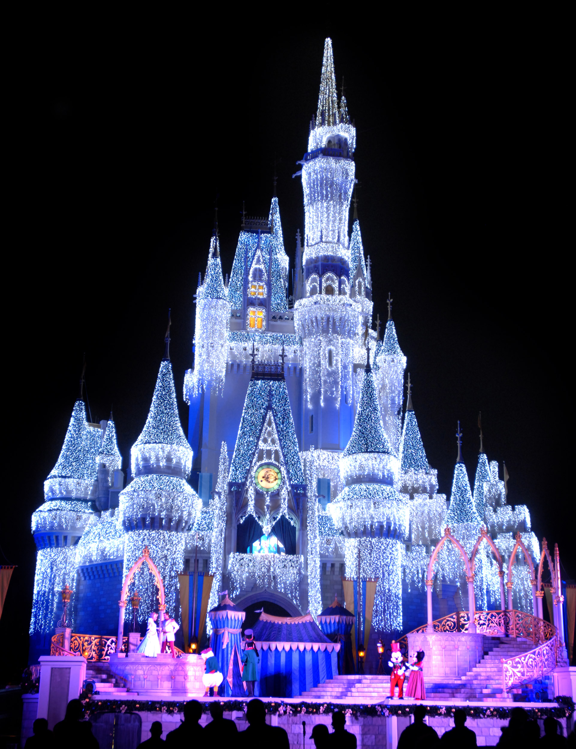 Walt disney world december 2016 preview touringplans blog dreamlights publicscrutiny Images