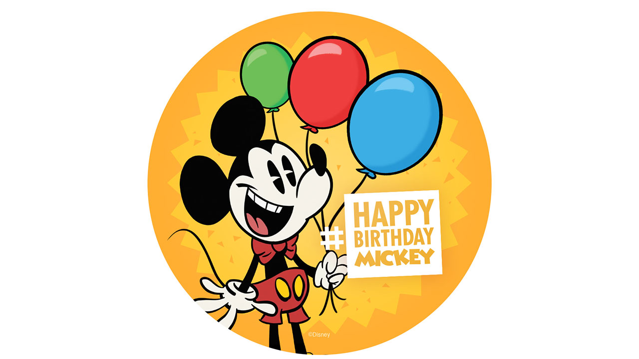 Celebrate Mickey Mouse S Birthday At Disney Parks