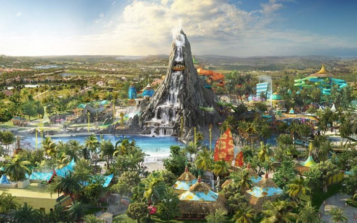 Price comparison of Orlando's water parks