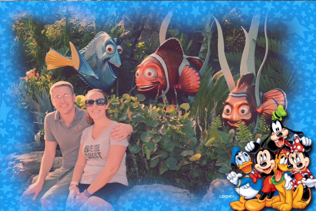 My Disney Experience Photo Editing