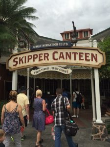 Skipper Canteen Magic Kingdom