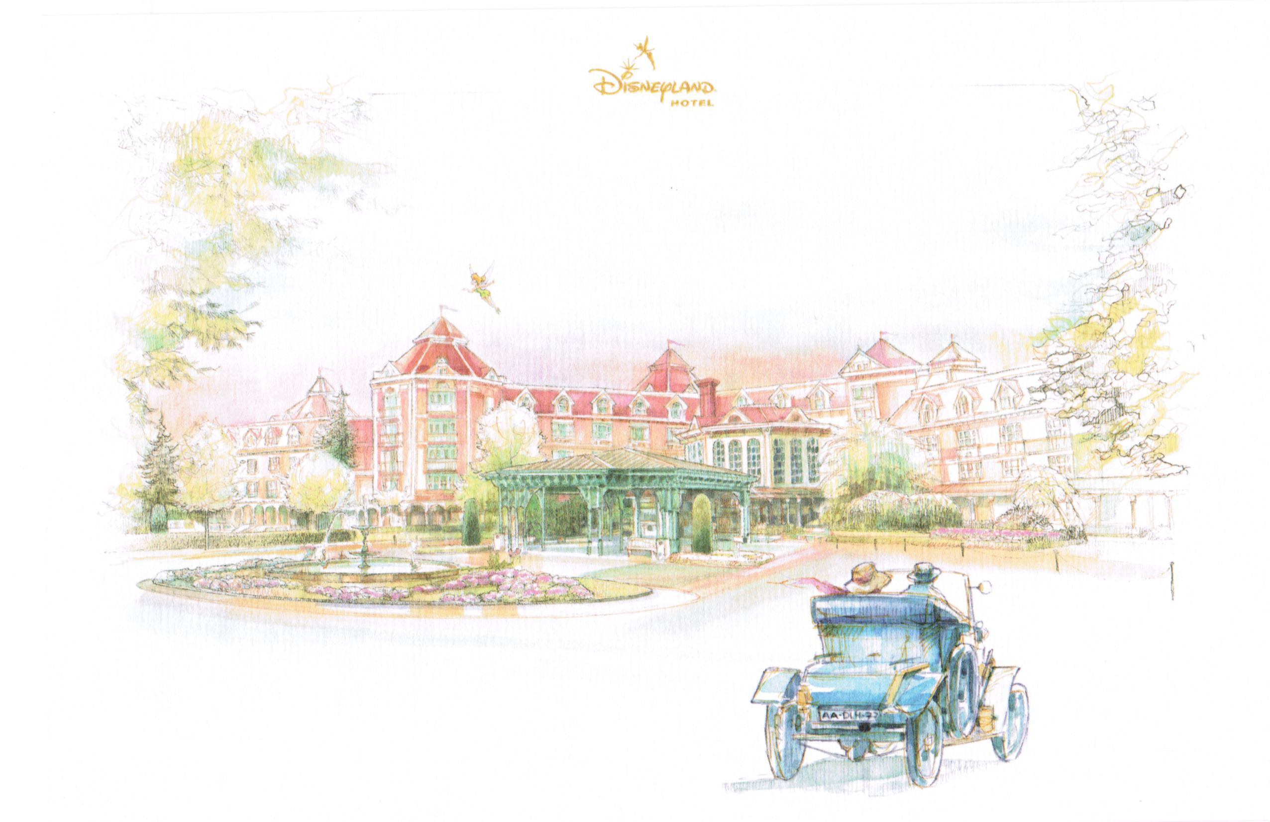 Disneyland Hotel in Paris - Thoughts - TouringPlans.com Blog
