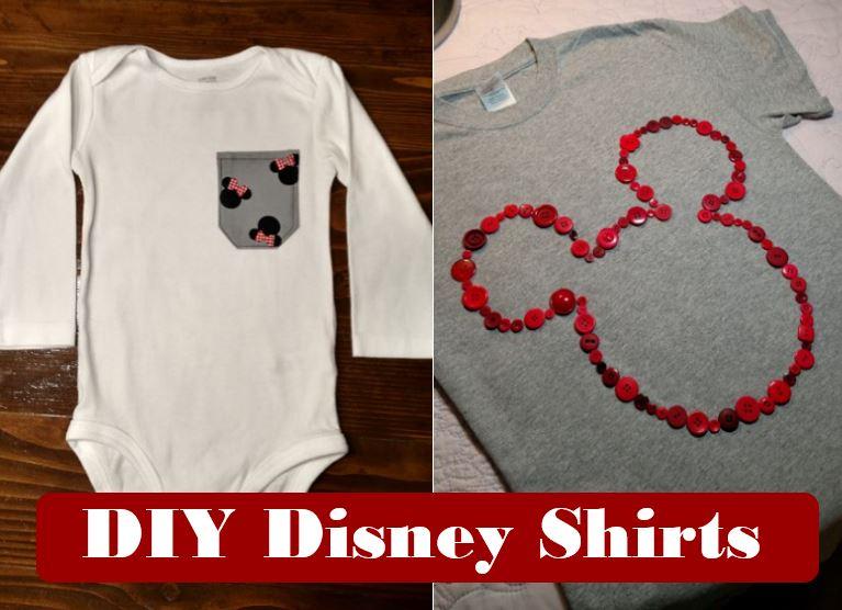 diy disney shirts from ForDiy Disney Shirt Template