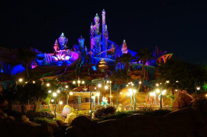 DisneySea Mermaid Lagoon