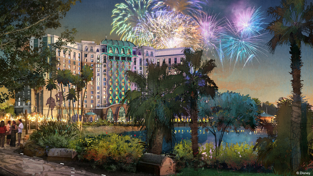 ca0ca7d9dc40 Big Changes for Disney s Coronado Springs and Disney s Caribbean Beach  Resorts