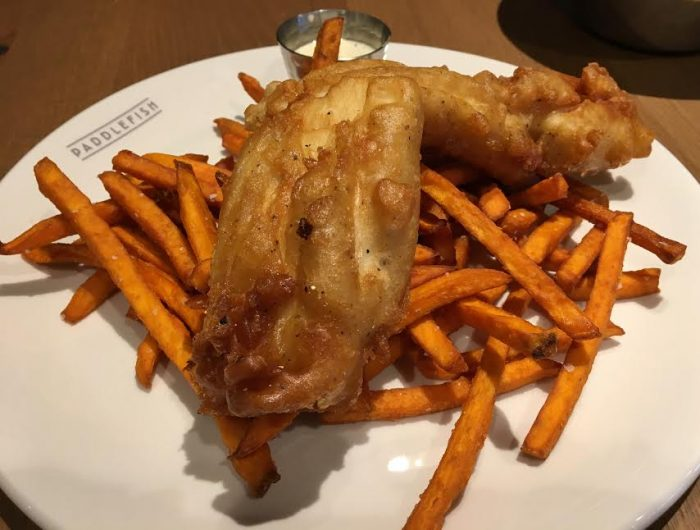 Atlantic Halibut Fish And Chips