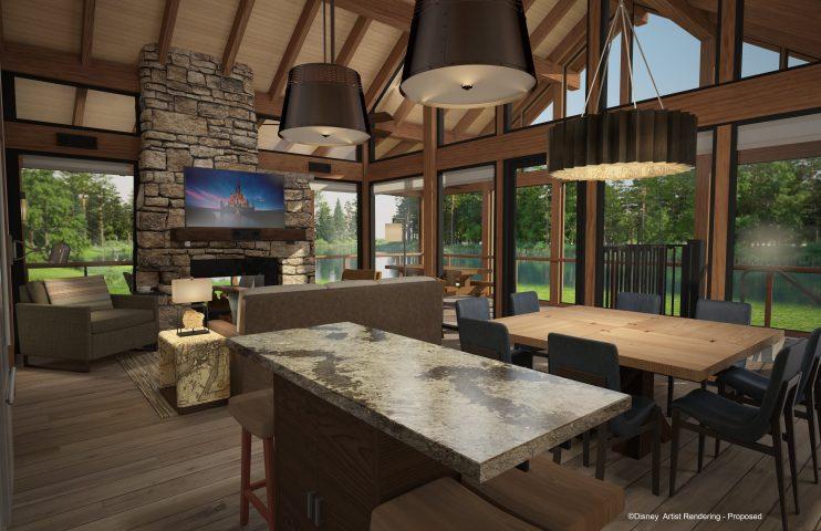 copper creek villas cabins to open at disney 39 s