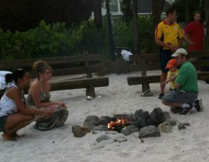 Walt Disney World Campfires
