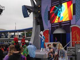 Tomorrowland entertainment