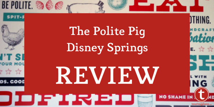 Polite Pig Review