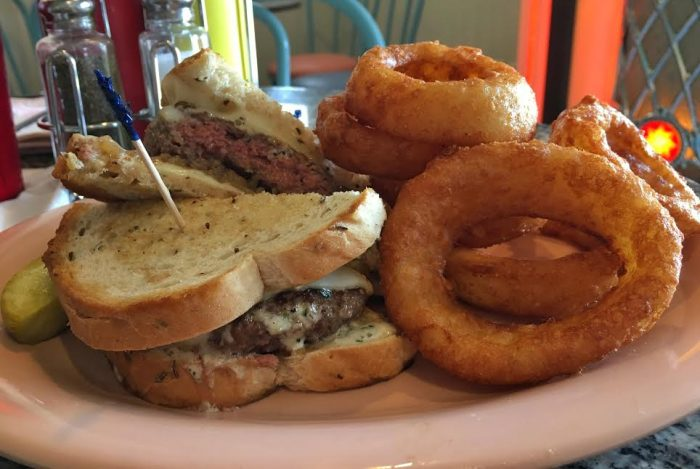 Beaches and Cream's Beaches Patty Melt