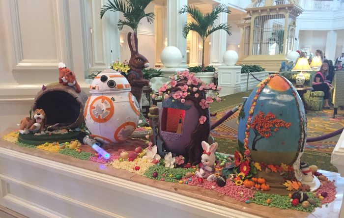 Image result for easter in disney world 2017