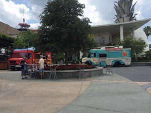 Disney Springs Food Trucks