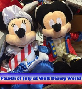 Fourth of July Celebrations at Walt Disney World