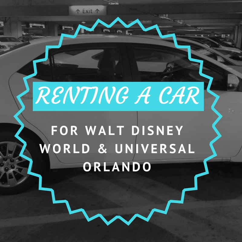 Renting A Car In Orlando Tips