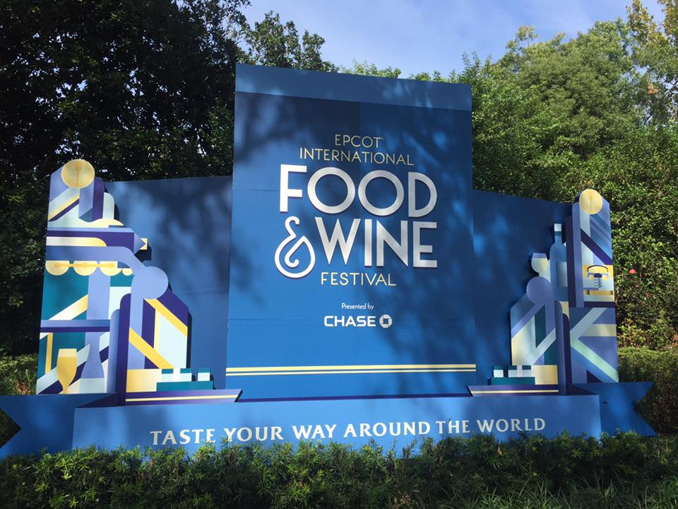 2017 Epcot Food And Wine Festival Menus Released