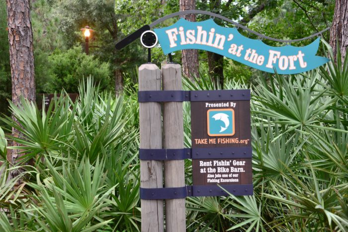 Disney 39 s fort wilderness resort campground for Where can i go fishing near me