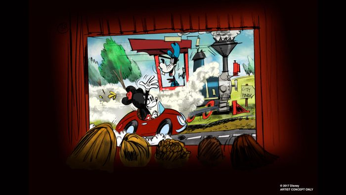 Mickey and Minnie's Runaway Railway