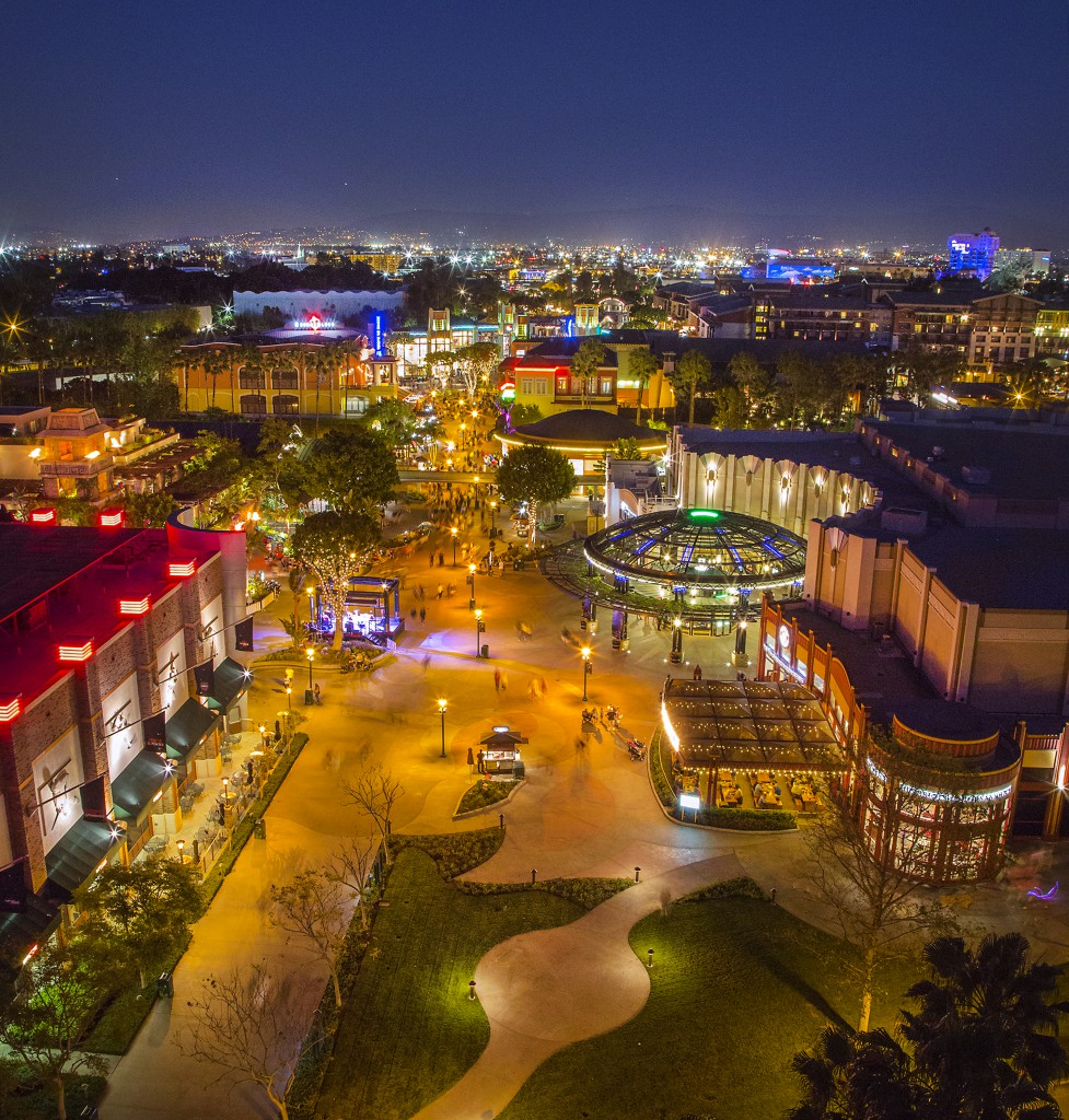 Parking Policy Changes At Downtown Disney In Disneyland