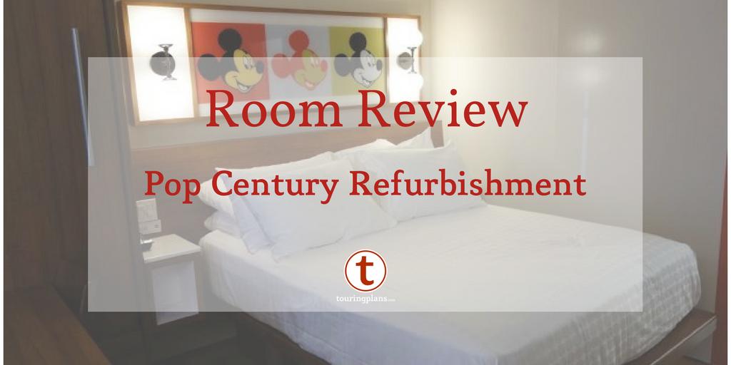 Review of refurbished rooms at disneys pop century resort resorts walt disney world fl publicscrutiny Images