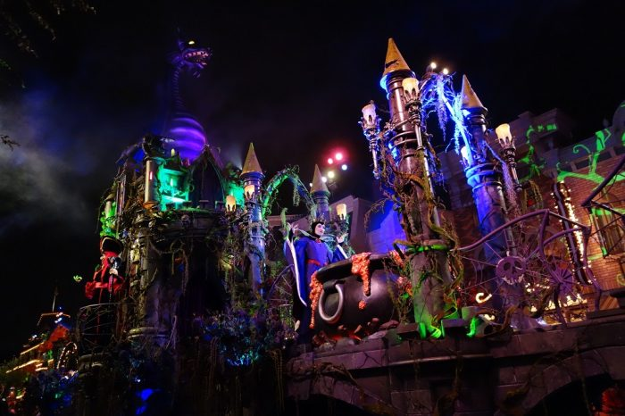 Updated: What to Expect from 2017 Mickey's Halloween Party at ...