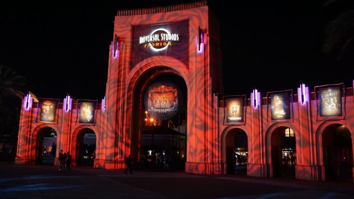 First Halloween Horror Nights