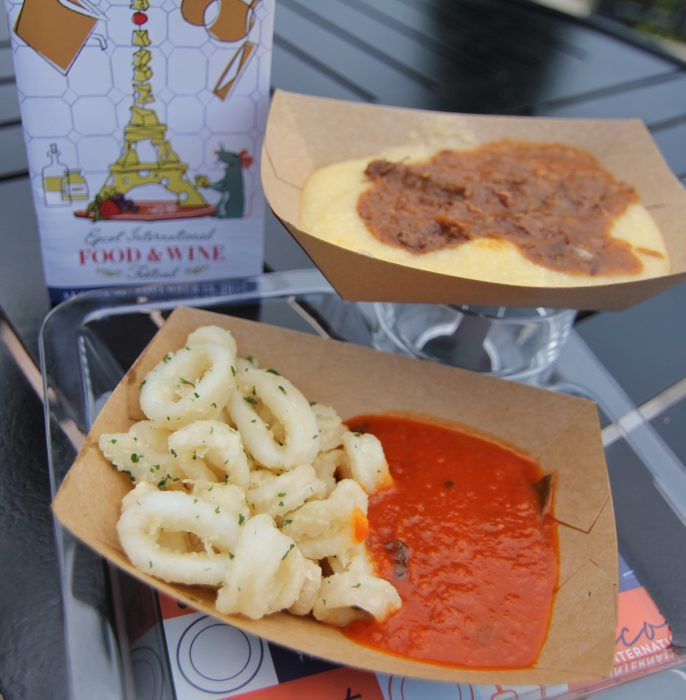 Italy's Crispy Calamari and Beef Stew