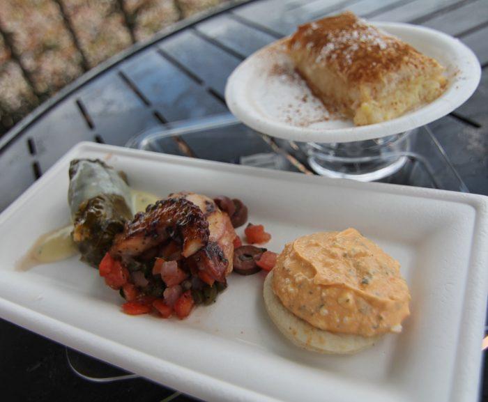Greece's Taste of Greece and Bougatsa