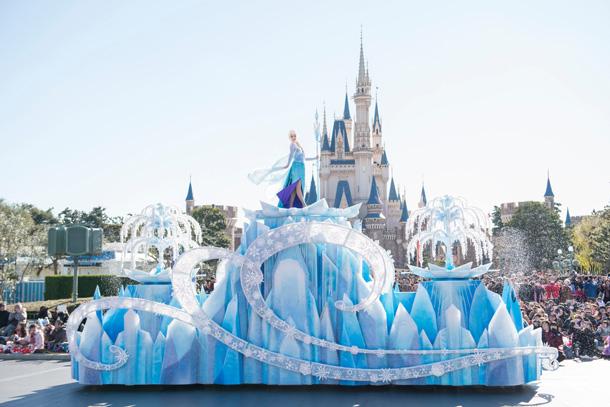 TDR Frozen Fantasy