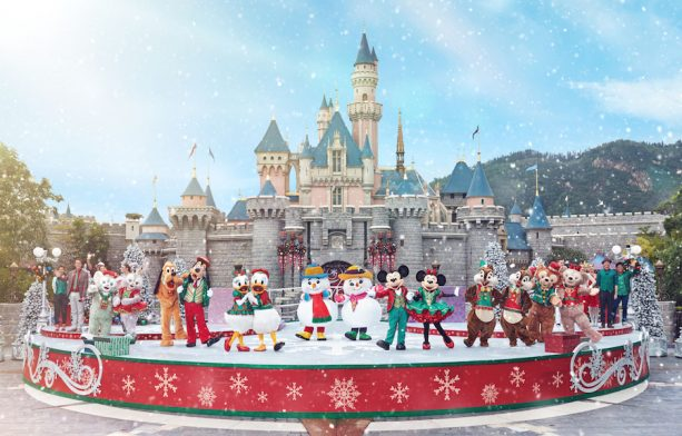 HKDL International Christmas