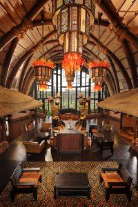 cash-free payment at Disney's Animal Kingdom Lodge