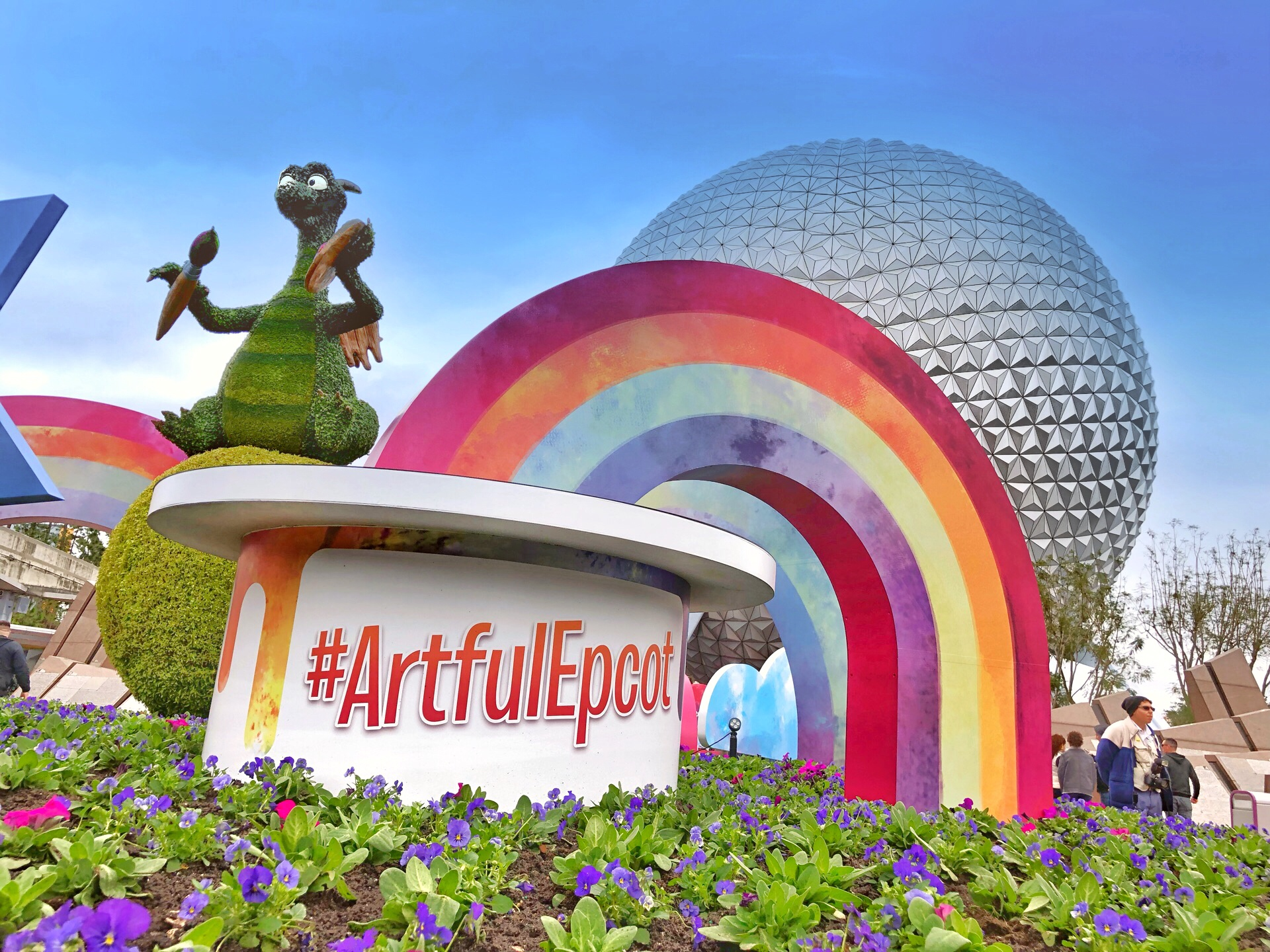 Food Favorites From The 2018 Epcot Festival Of The Arts Touringplans Com Blog