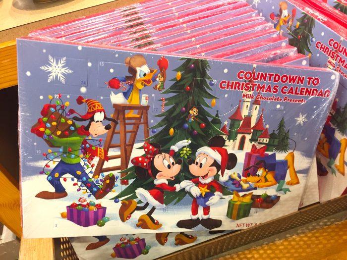 advent calendar photo by julia mascardo - Disney Christmas Store