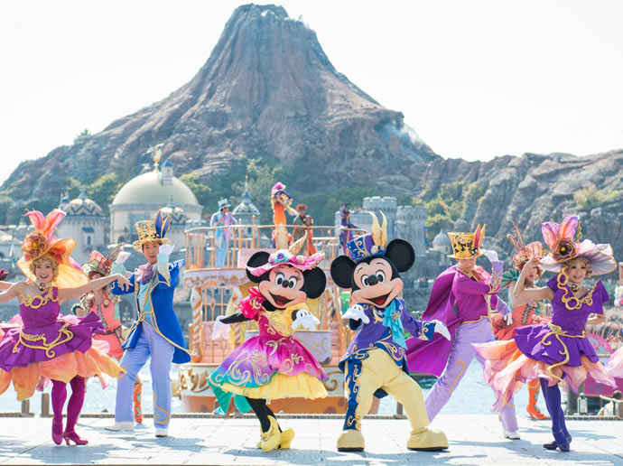 TDR Fashionable Easter