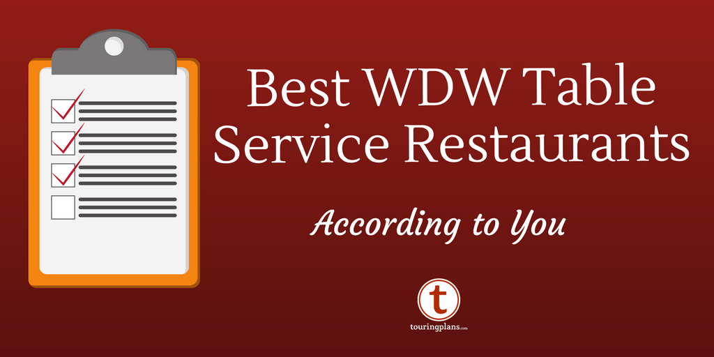 6 reasons to have a disney world wedding - Best table service restaurants at disney world ...