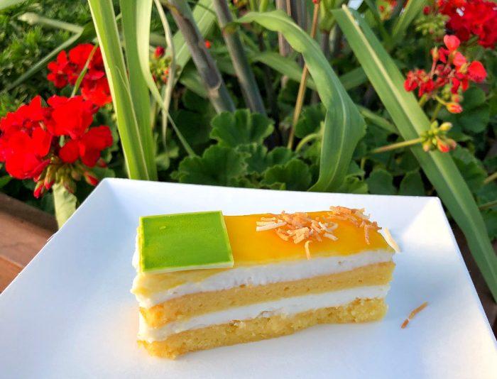 Tropical Mousse Cake from La Isla Fresca